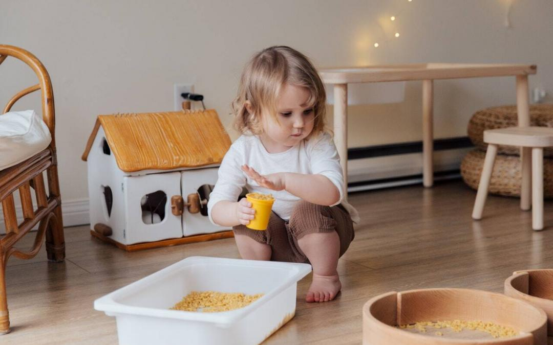 Games to Play with a Sensory Seeking Toddler
