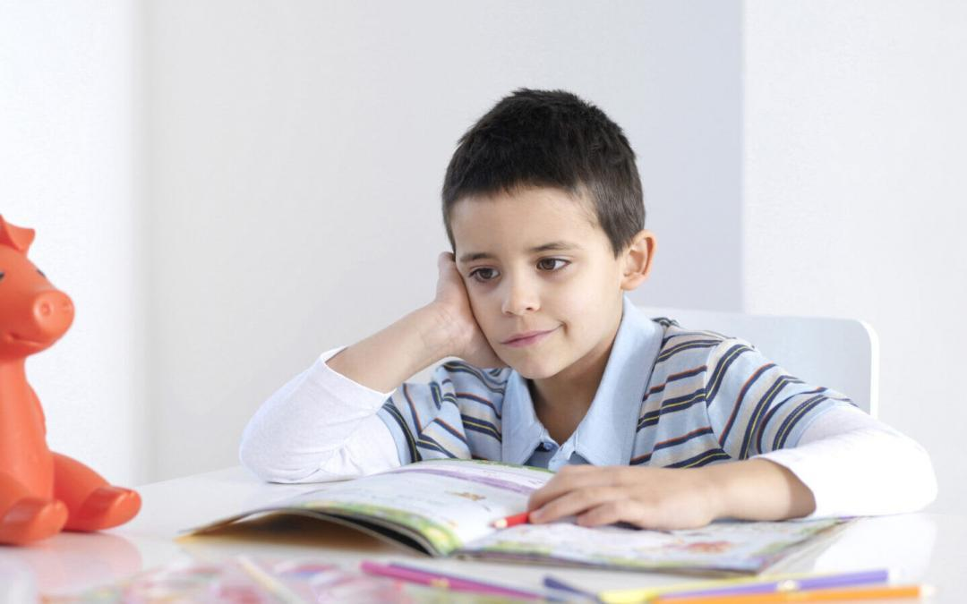 Improve your Child's Attention and Decrease Hyperactivity